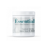 CBD & Shea Relief Lotion/Cream