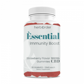 Immunity Boost CBD Gummies